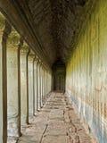 Angkor - Angkor Wat Tempel lizenzfreies stockfoto