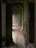 Angkor - Angkor Wat Tempel stockbild