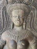 Angkor - Angkor Wat temple Royalty Free Stock Image
