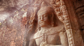 Angkor antiguo Foto de archivo