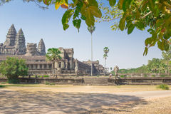 Angkor Archaeological Park Royalty Free Stock Photos