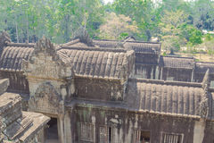 Angkor Archaeological Park Stock Photo
