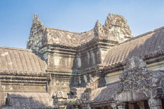 Angkor Archaeological Park Royalty Free Stock Image