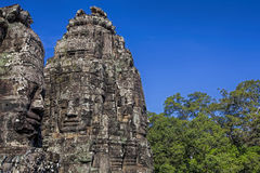 Angkor Archaeological Park Stock Image