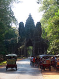 Angkor Archaeological Park, Cambodia Royalty Free Stock Images