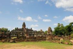 angkor bakong Καμπότζη Στοκ Φωτογραφία