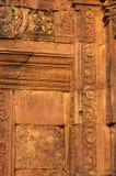 angkor banteay Cambodia rujnuje srei świątyni wat Zdjęcia Royalty Free