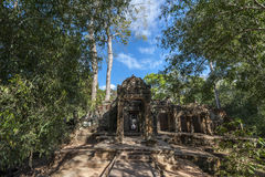 Angkor Banteay Kdei Στοκ φωτογραφία με δικαίωμα ελεύθερης χρήσης