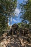 Angkor Banteay Kdei Στοκ Φωτογραφία