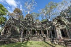 Angkor Banteay Kdei Στοκ Εικόνα