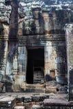 angkor bayon柬埔寨寺庙 免版税库存照片