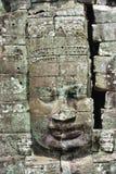 angkor bayon柬埔寨寺庙 免版税库存图片