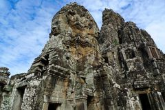 angkor bayon Καμπότζη Στοκ Φωτογραφίες
