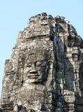 angkor bayon Καμπότζη thom Στοκ Εικόνα