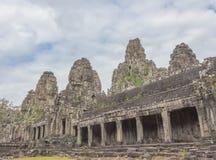 Angkor Bayon στην Καμπότζη Στοκ Εικόνα