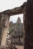 Angkor Bayon στην Καμπότζη Στοκ φωτογραφίες με δικαίωμα ελεύθερης χρήσης