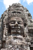 Angkor - The Bayon Stock Image