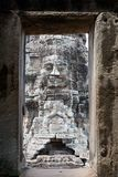 Angkor the Bayon Royalty Free Stock Photo