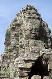 angkor bayon Cambodia przeprowadzać żniwa siem świątyni wat Fotografia Stock