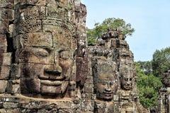 Angkor bayon. Cambodia unseen stone asia travel Khmer Royalty Free Stock Image