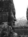 Angkor, Bayon temple royalty free stock photo