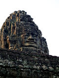Angkor, Bayon temple Royalty Free Stock Photo