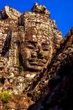 Angkor Buda hace frente Imagen de archivo libre de regalías