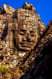 Angkor Buddha stellen gegenüber Lizenzfreies Stockbild