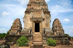 Angkor budynek Obrazy Royalty Free