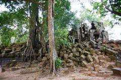 Angkor budynek Zdjęcia Stock