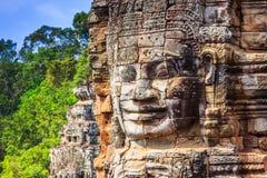 Angkor, Cambodge Photo stock
