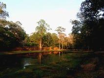 Angkor Cambodge Photos stock