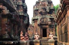 Angkor,Cambodia Royalty Free Stock Photography