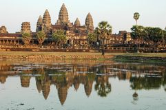 Angkor,Cambodia stock photo