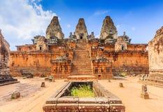 Angkor, Cambodia. Royalty Free Stock Photo