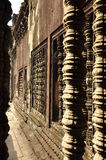 angkor Cambodia Khmer Angkor Wat świątynia Obrazy Royalty Free