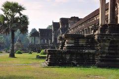 Angkor, Cambodia. Khmer Angkor Wat temple Stock Images