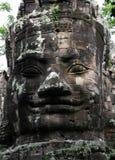 angkor Cambodia thom fotografia stock