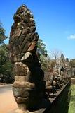 angkor Cambodia wat Obraz Royalty Free