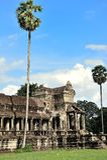 angkor Cambodia wat Zdjęcia Royalty Free