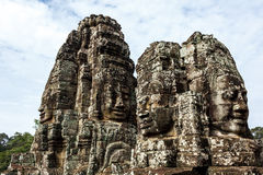 Angkor Cambodia World Heritage Royalty Free Stock Photography