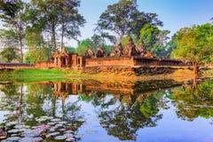 Angkor, Cambogia Immagini Stock