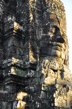 Angkor, Camboya Templo de Bayon del Khmer Foto de archivo libre de regalías