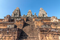 Angkor in combodia Immagini Stock