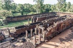 Angkor in combodia Stock Image