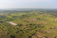 Angkor dal pallone Immagini Stock