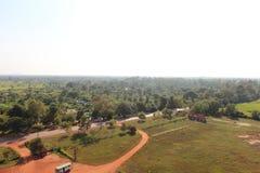 Angkor dal pallone Fotografia Stock Libera da Diritti