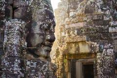 Angkor hace frente Fotografía de archivo