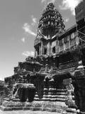 Angkor interno Wat Fotografia Stock
