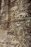 Angkor Kambodża Wat - Fotografia Royalty Free